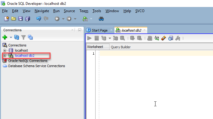 Using SQL Developer to Interact with Db2